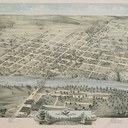 Waco , 1873, panorama view